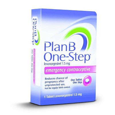 PLAN B (EMERGENCY CONTRACEPTIVE)