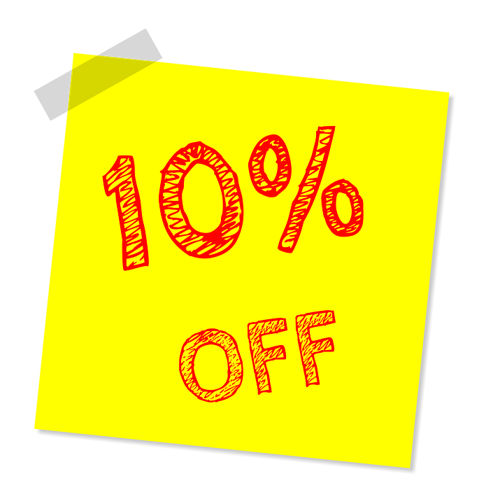 Special Offer on Entire Store